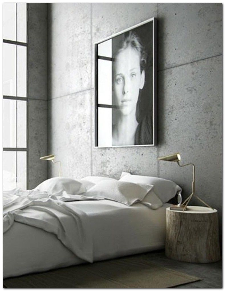 90+ Industrial Chic Bedroom Designs You Will Be Love Part 55