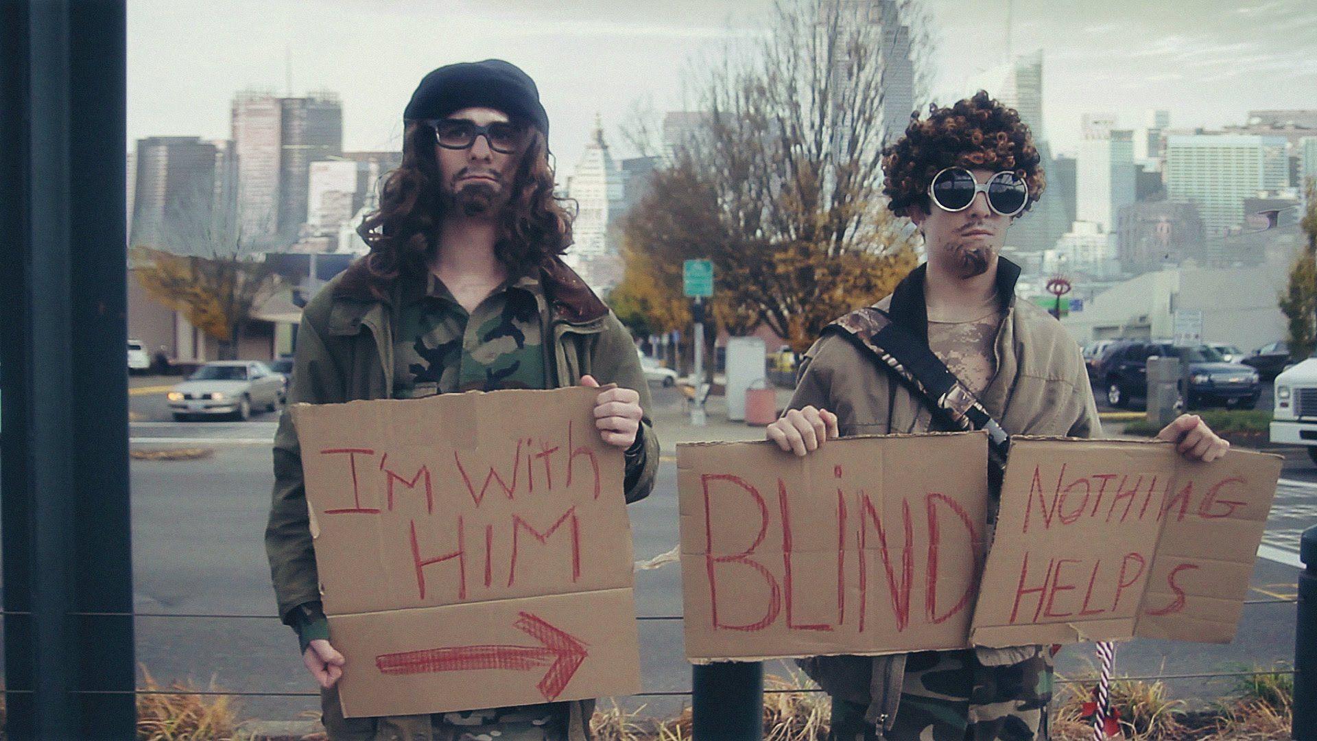 A Homeless Thanksgiving!