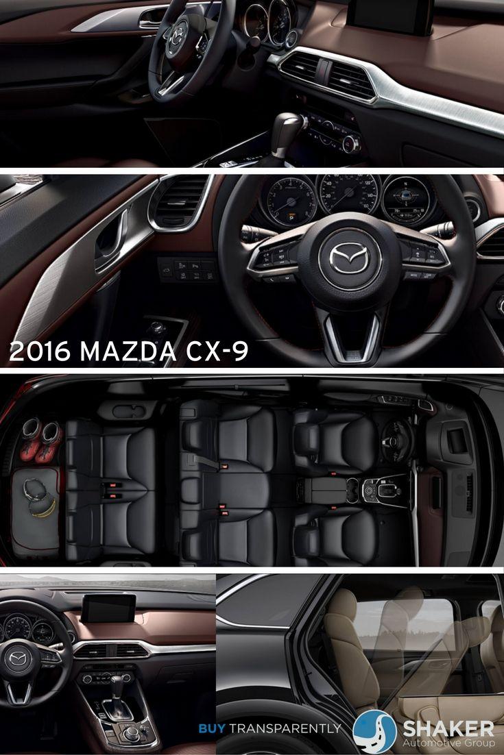 2016 mazda cx9 mazda mazda cx 9 automobile