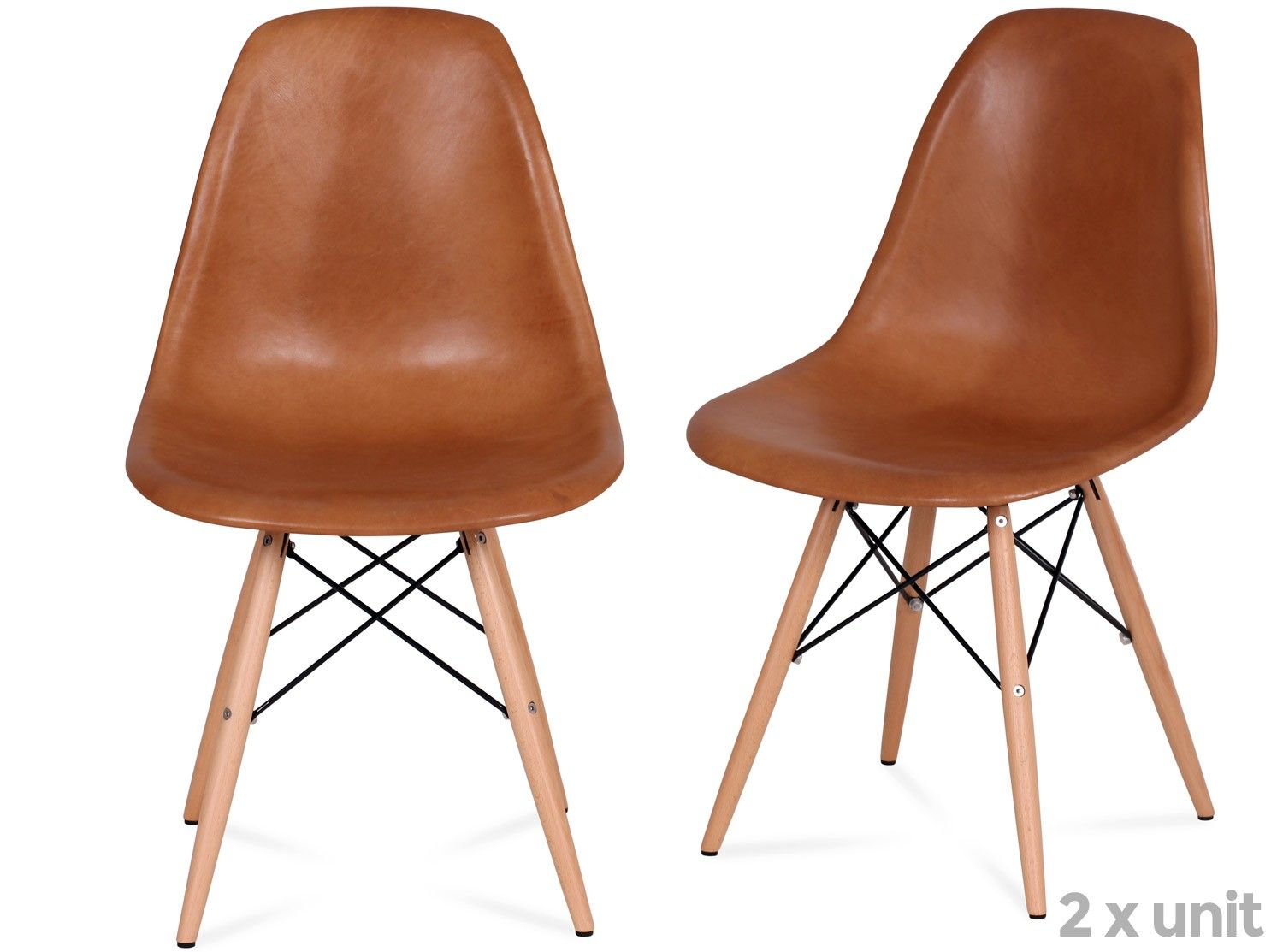 eames leather chair dining indoor rocking dsw platinum replica x2 239 sale furniture pinterest chairs and