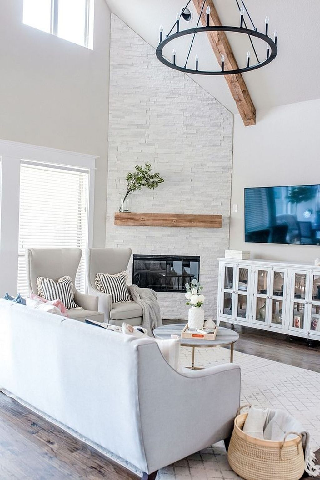20 The Best Corner Fireplace Ideas For Your Living Room Co