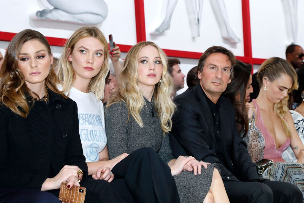Olivia Palermo, Karlie Kloss, Jennifer Lawrence, CEO of Dior