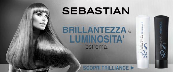 Brillantezza e Luminosità. #Sebastian #Trilliance #CapelliSpenti #CapelliOpachi