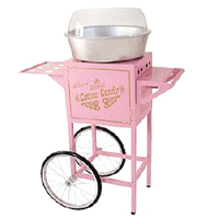 Cotton Candy Machine Cart Jump Around Party Jumpers Cotton Candy Machine Candy Floss Candy Stand