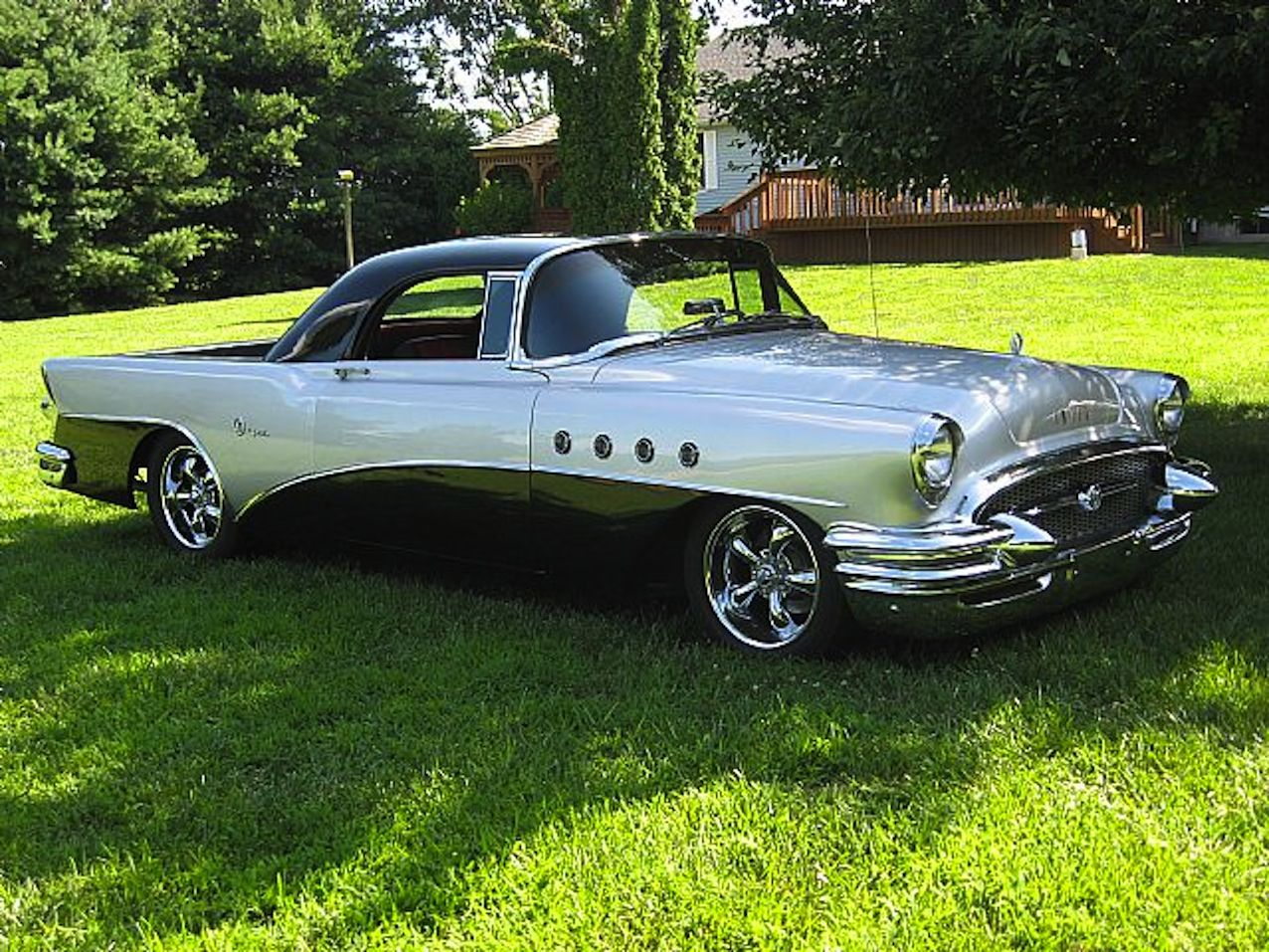 1955 Buick Super Caballero | THE ART OF CARS | Pinterest | Cars