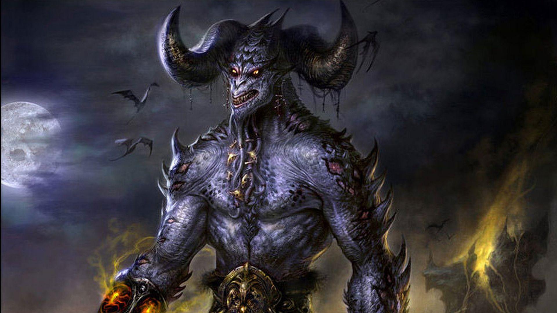 satan background hd wallpaper on mobdecor