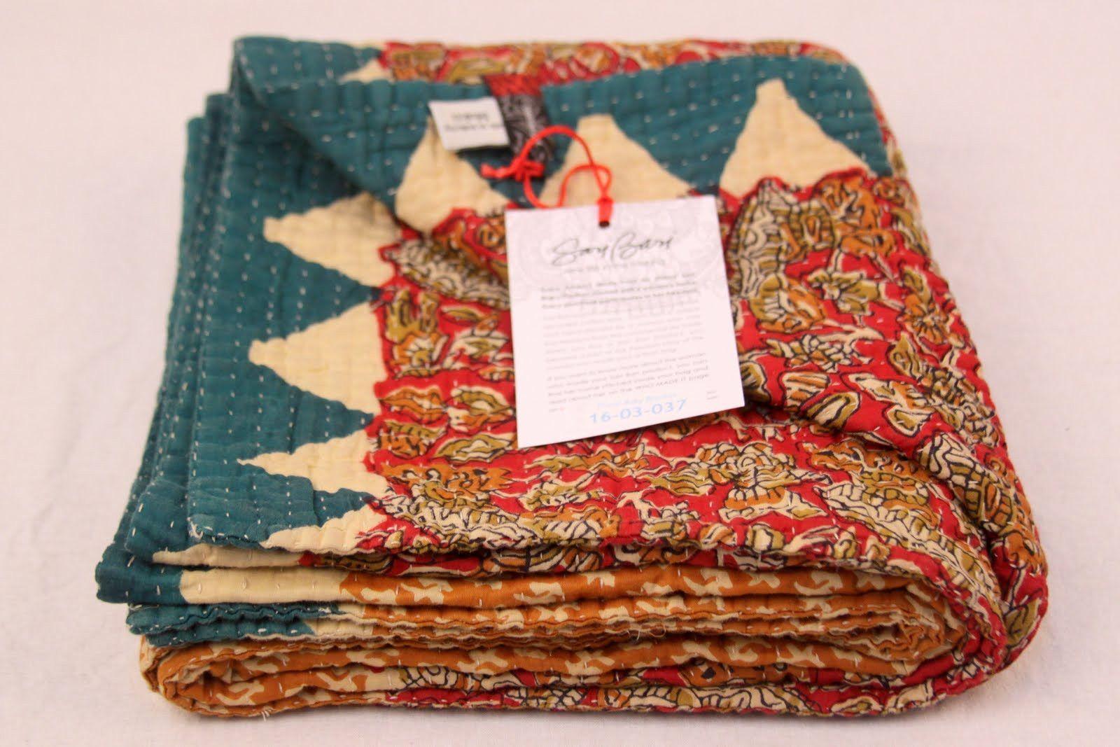 Baby Blanket: Floral