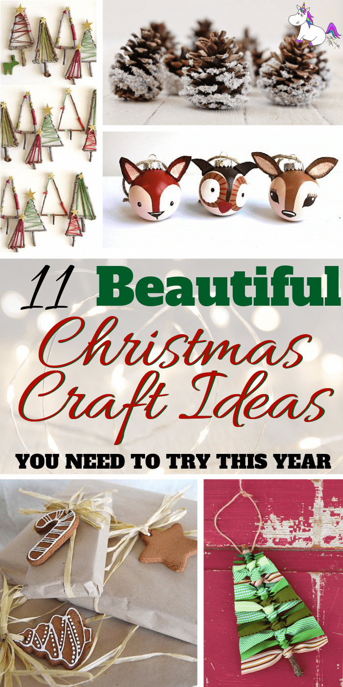 Pin By Craft Career On Fun Craft Projects Christmas Crafts