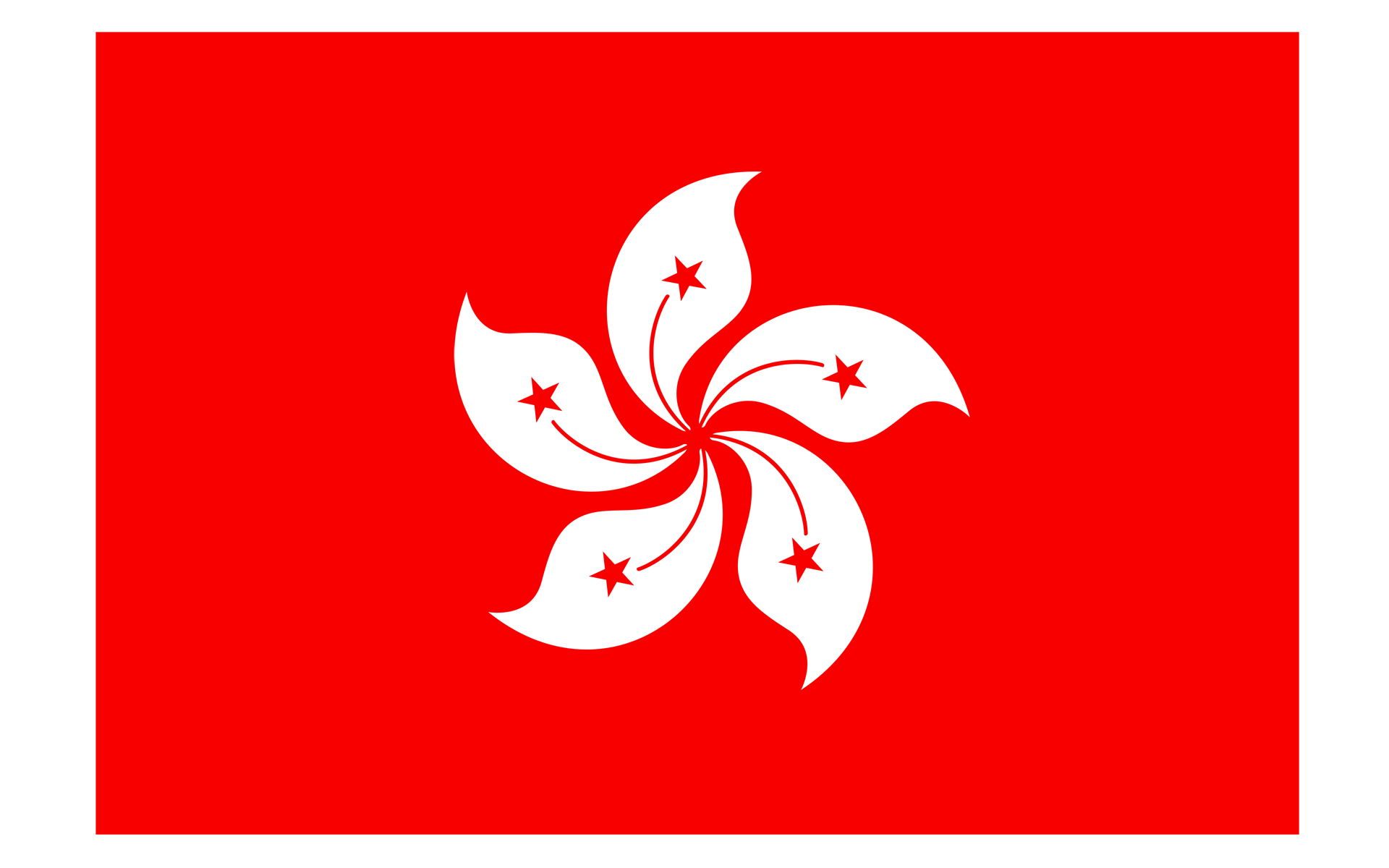 Hong Kong Hong Kong Flag Hong Kong Flag
