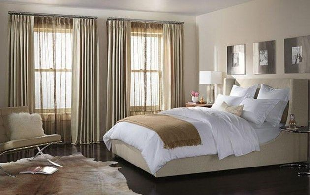 Cortinas y persianas para que las ventanas se vean - Persianas bonitas ...