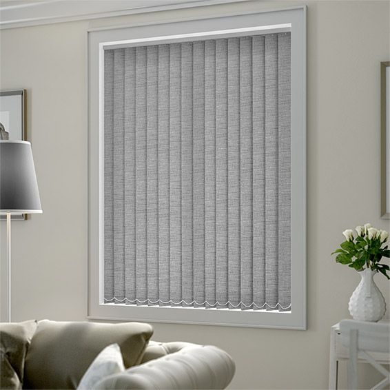 Medina Warm Grey Vertical Blind In 2018 Home Design
