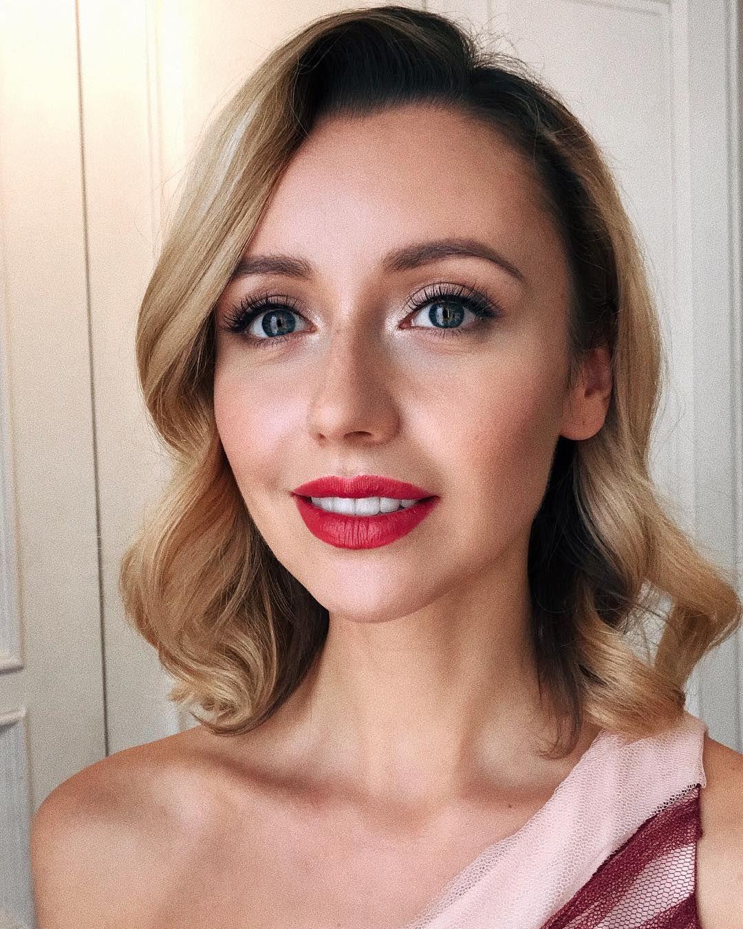 My super star @natalyosmann ❤ Makeup&hairstyle @sandraistomina