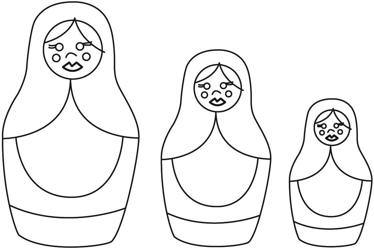 Pin By Liba Walker On Russian Dolls