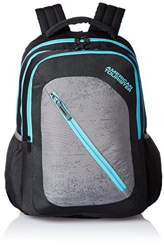 Buy  2  American Tourister 24 Lts Casper Black Casual Backpack (Casper  Bacpack 08 8901836135374) 5aba59bc25767
