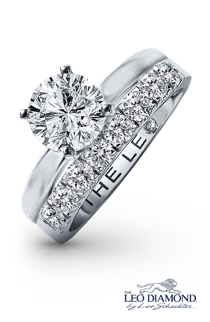 solitaire prev next jones platinum leo diamond igi rings round diamonds certified ring ernest engagement