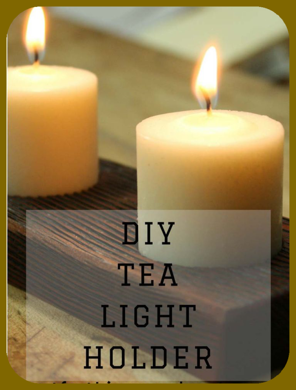 Homemade Candle Making Kits in 2020 Diy tea light candle
