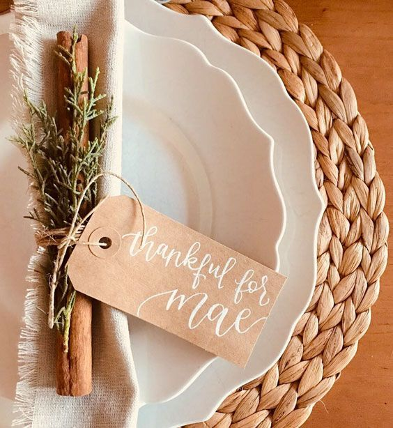 10 Easy Yet Classy Thanksgiving Decoration Ideas To ...