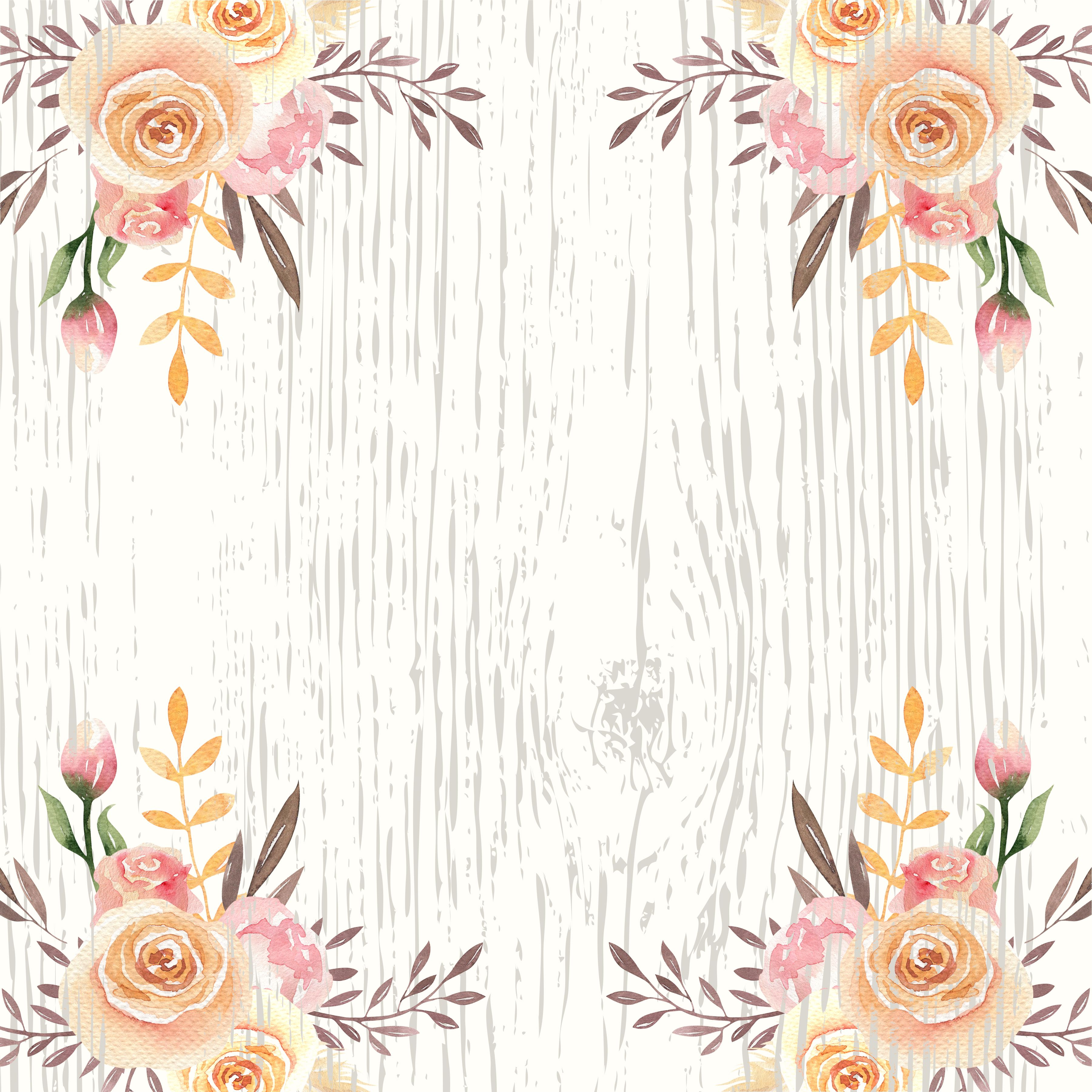 Free Bohemian Digital Papers By The Jumbo July Bundle Vintage Floral Backgrounds Photo Booth Props Free Rustic Paper