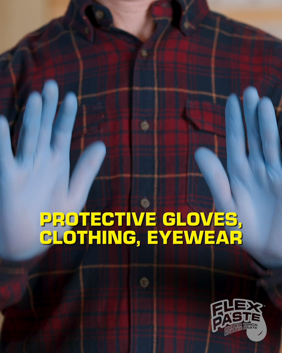 Flex Ed 101 How To Use Flex Paste Safety Tips Video In 2020 Flex Protective Gloves Safety Tips