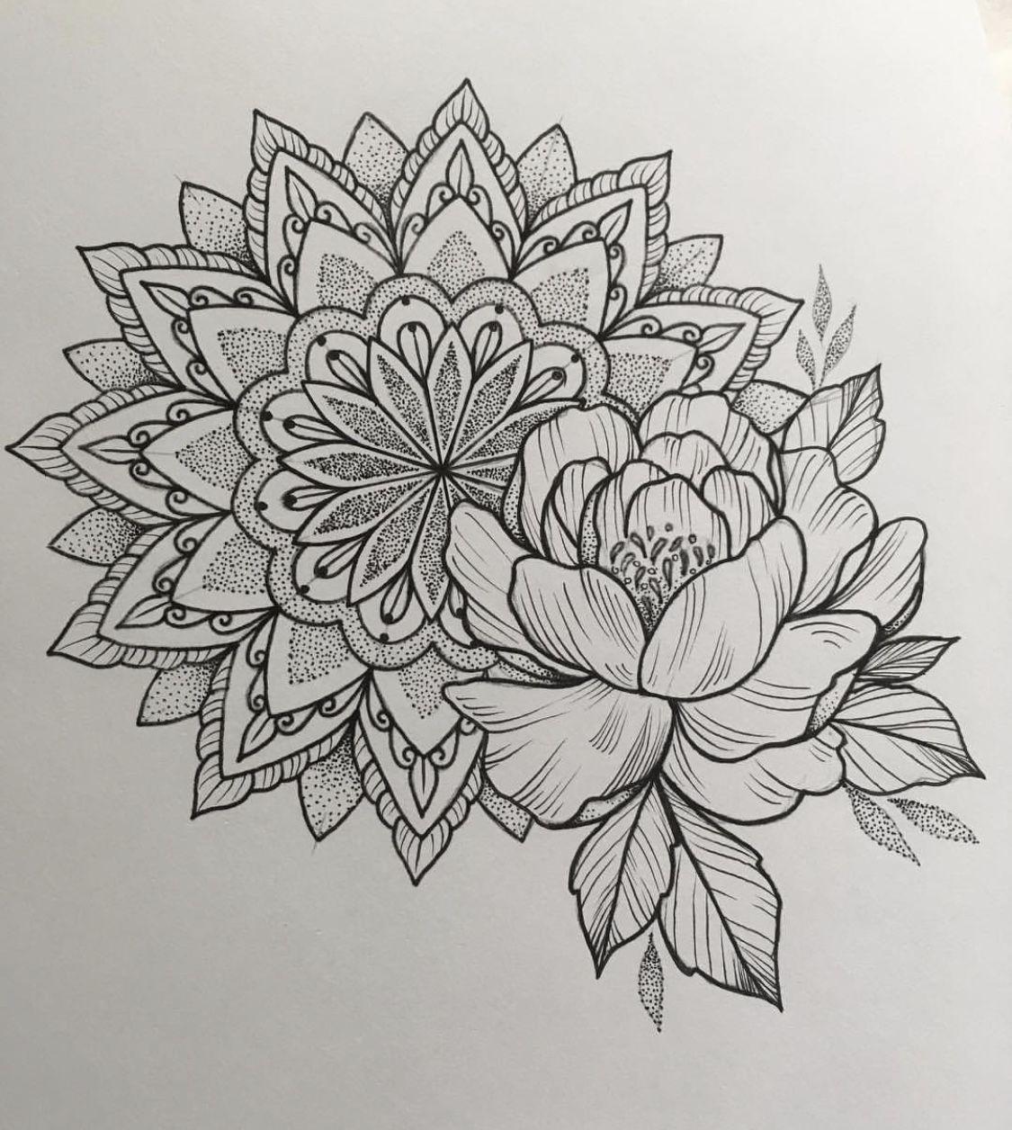 Pinterest Hellxamanda Tattoo Ideas Tattoos Mandala
