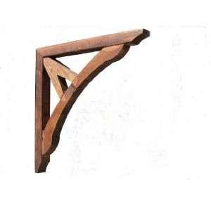 SamsGazebos Decorative Wood Corbel Bracket Braces 18x18 on ...