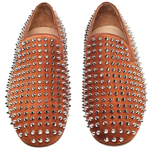 Christian Louboutin Loafers rojas