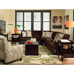 Lane Claighton Sectional Collection 4 Piece Fabric With Recliner Online Price 2 349 99 Less 350 00 Incl Shipping Aug 1 31 2017