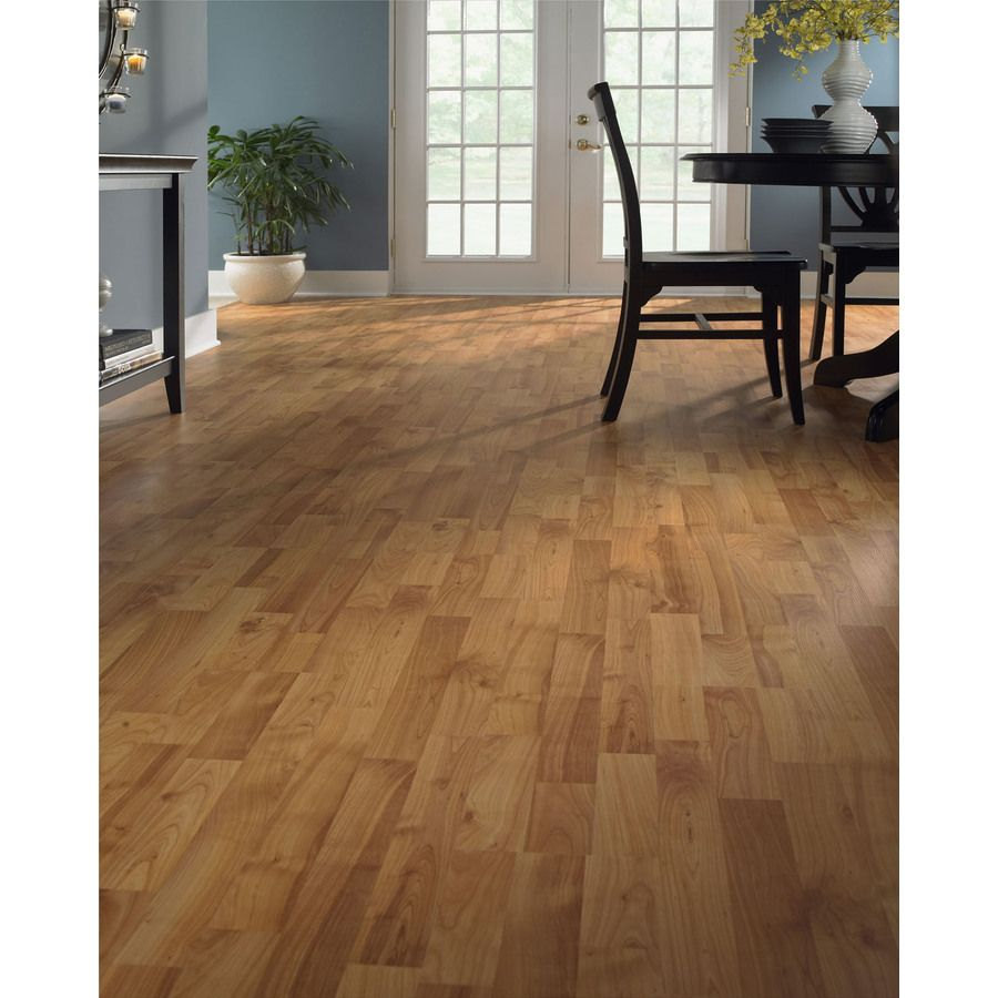 Shop Project Source 8-in W X 4.23-ft L Williamsburg Cherry