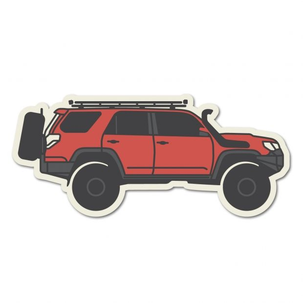 toyota 4runner sticker toyota 4runner 4runner 4runner accessories toyota 4runner sticker toyota 4runner