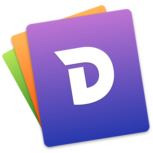 Dash for Mac marketing strategy, App icon