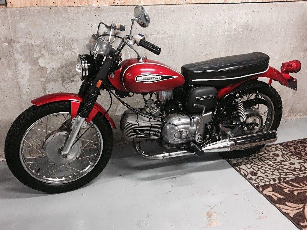 Forsale 1970 Harley Davidson Other Price 2,752.00