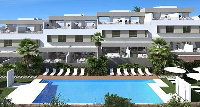 Frontline Golf Townhouses In La Cala Mijas Marbella Property Holiday Homes For Sale Townhouse