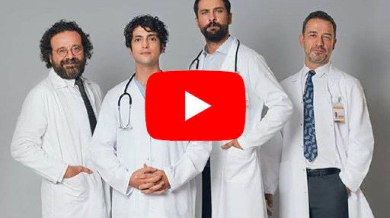 مشاهدة مسلسل الطبيب المعجزة الحلقة 25 Mucize Doktor مترجمة كاملة يوتيوب Baby Knitting Lab Coat Places To Visit
