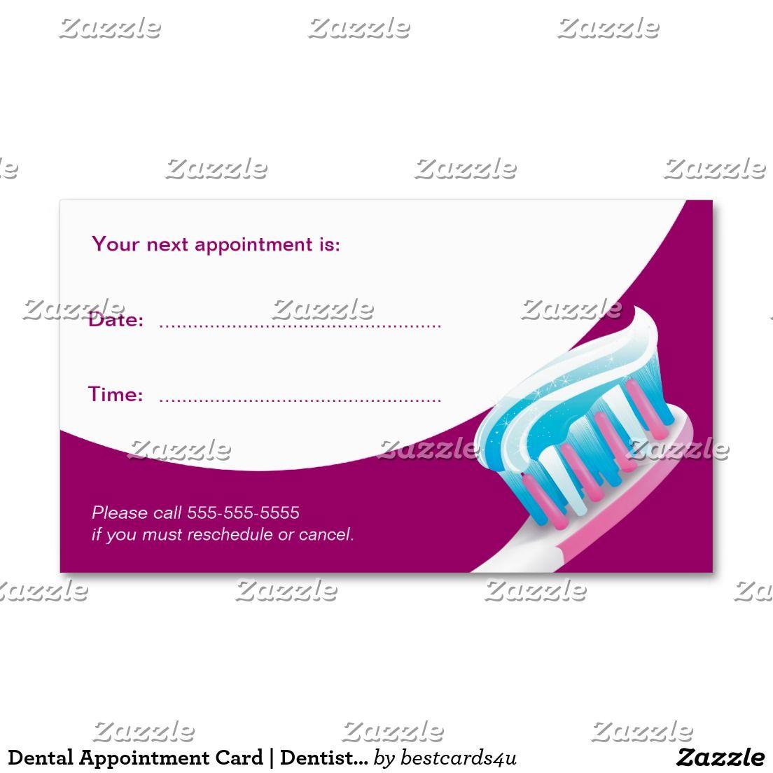 Dental Reminder Card Template free invoice templates – Reminder Card Template