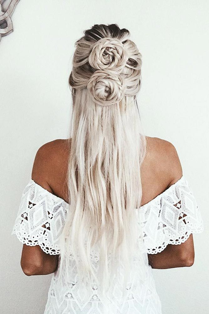 dreamy homecoming hairstyles