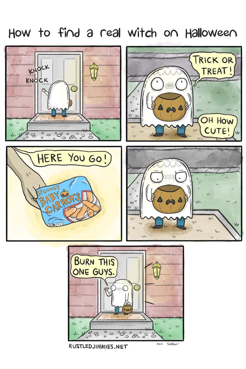 20 Funny Halloween Memes Only True Halloween Fans Will