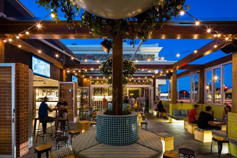 Australia's best outdoor beer garden is in Adelaide Beer