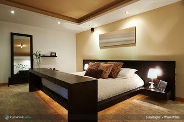 Flexfire Leds Accent Lighting Colorbright Warm White Led Strip Light Series Creating A Great Comfortable