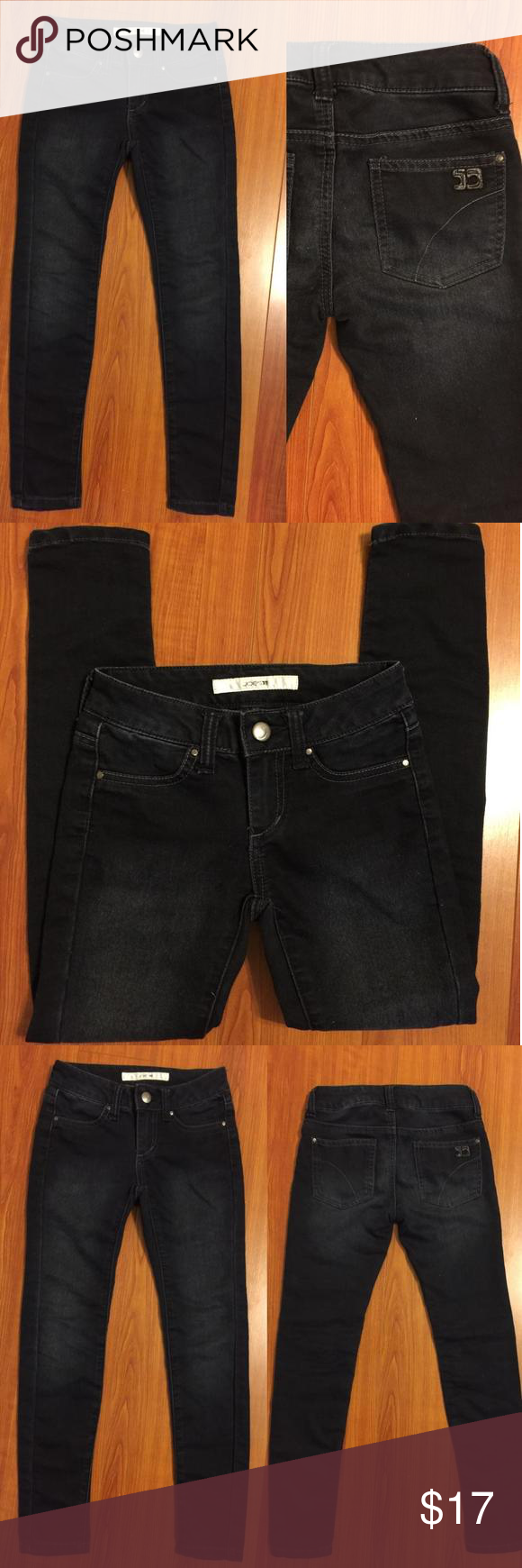 🆕Joe's Jeans Piper Ever Blue Size 7 👖 New without tags! Joe's Jeans. Size 7. Style, Piper. Color, Ever Blue. 64% Cotton 30% Polyester 2% Spandex. Super Soft and Lightweight Denim Jeans for comfort!! Zip fly Joe's Jeans Dresses