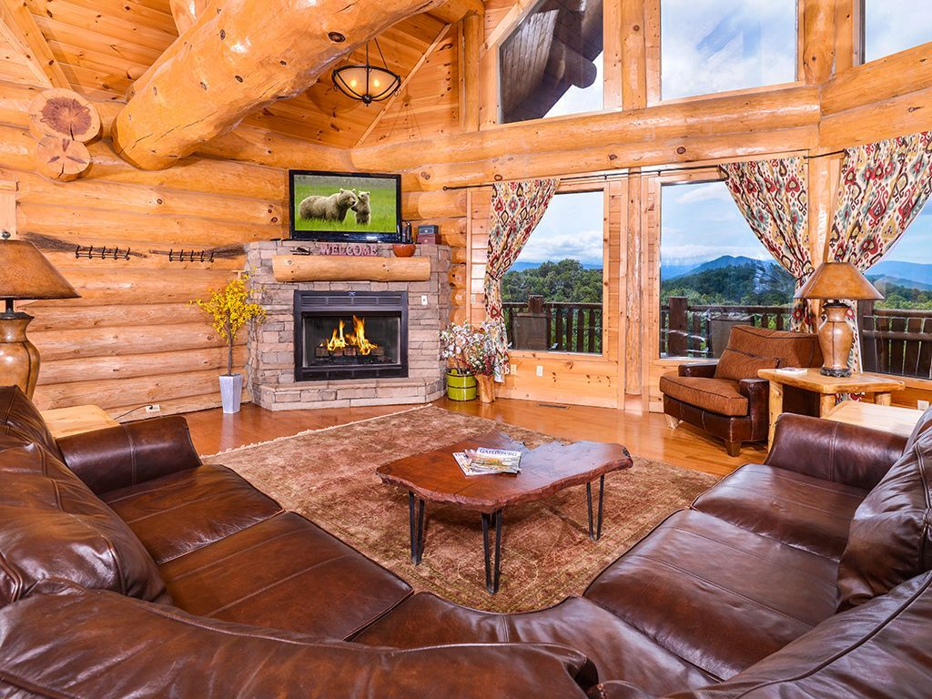 Cabin Vacation Rental In Pigeon Forge From VRBO.com! #vacation #rental #.  Gatlinburg ...