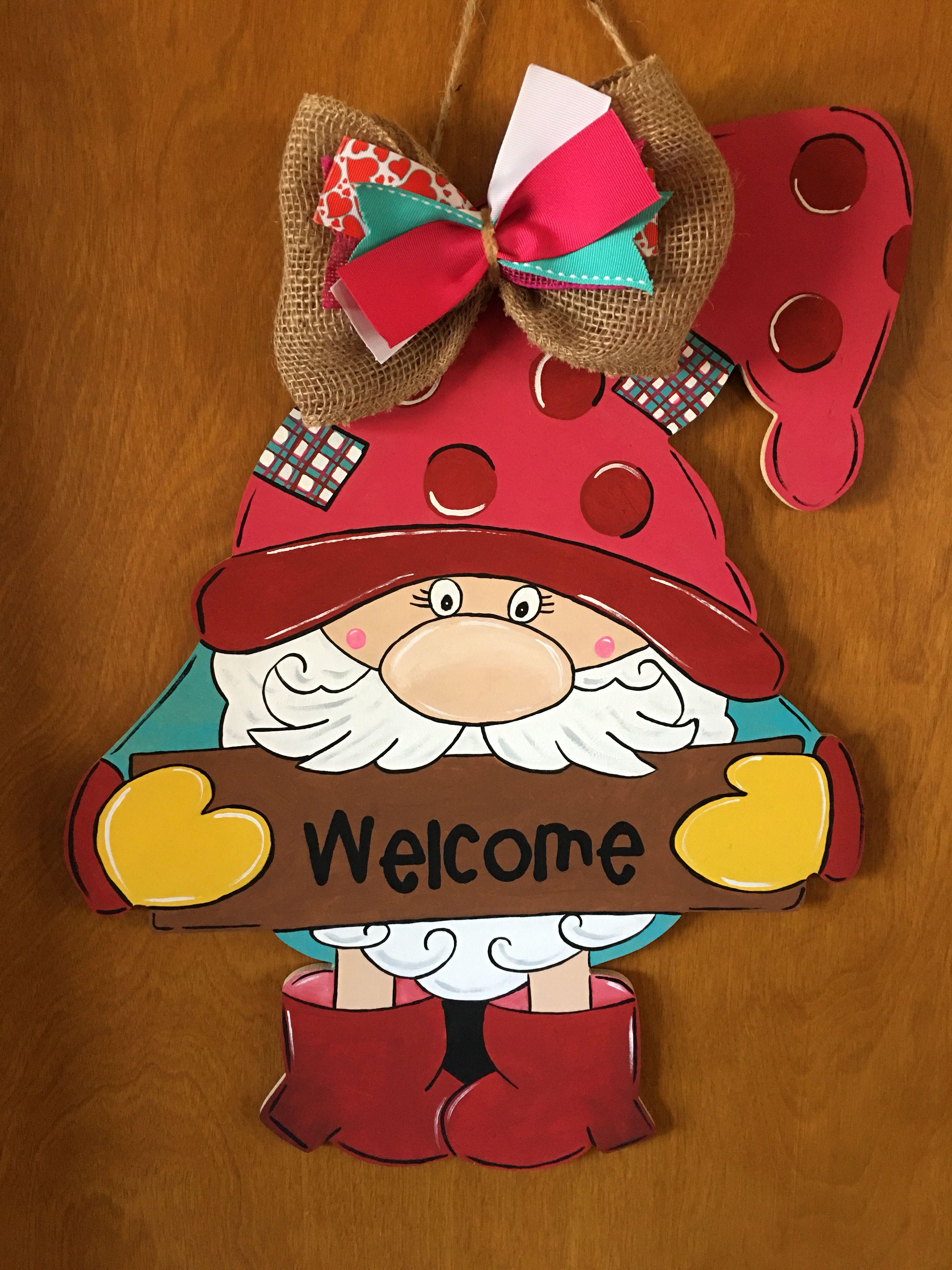 Wooden Door Hanger Valentine Valentines Door Hanger Wooden Door