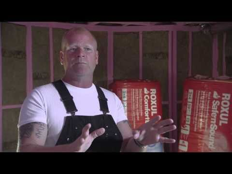 Holmes Approved Products Roxul Insulation Youtube