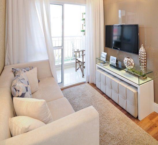 Decoração de salas e cantinhos de Tv- Como decorar Sala de estar