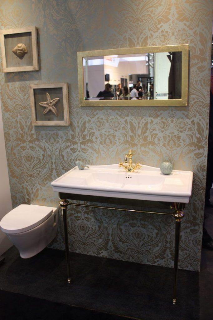 pier deco aqua luxury bathroom vanity  double sink vanity
