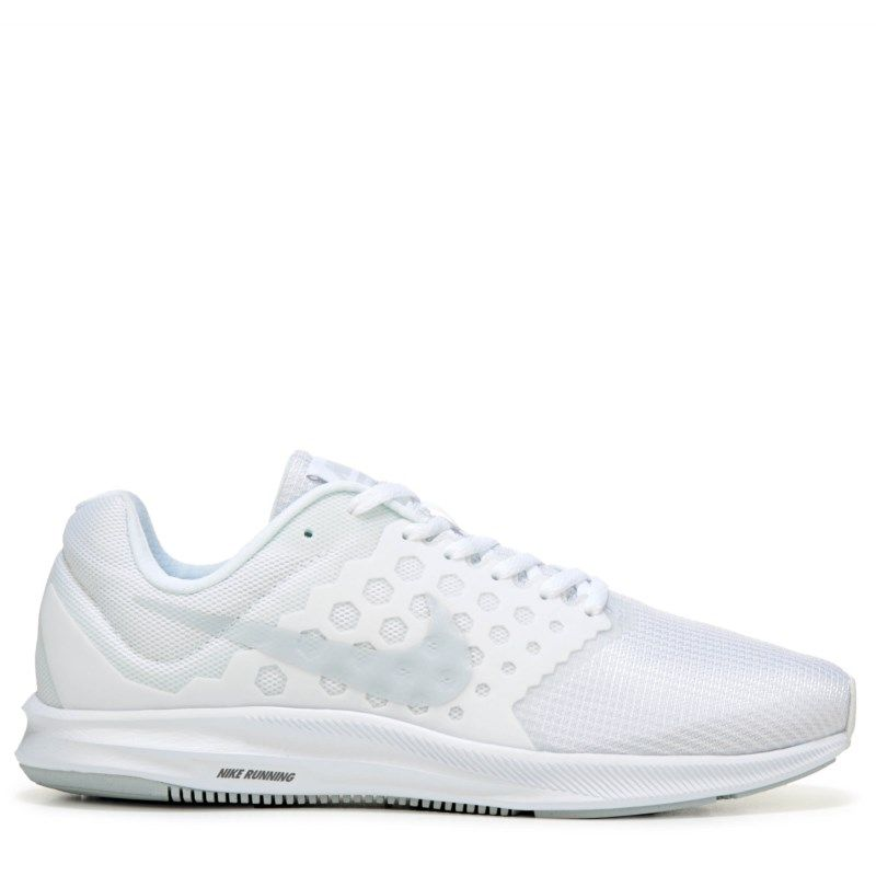 c5623d0af474 Nike Women s Downshifter 7 Running Shoes (White) - 10.0 M