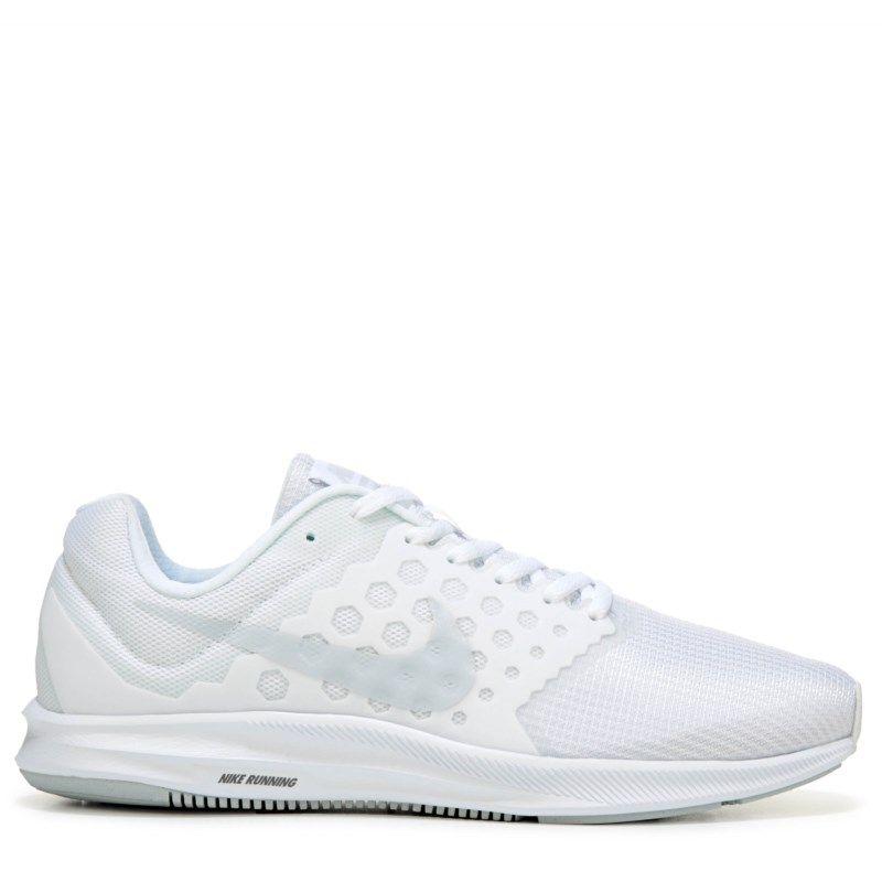 05689a9b5b43 Nike Women s Downshifter 7 Running Shoes (White) - 10.0 M