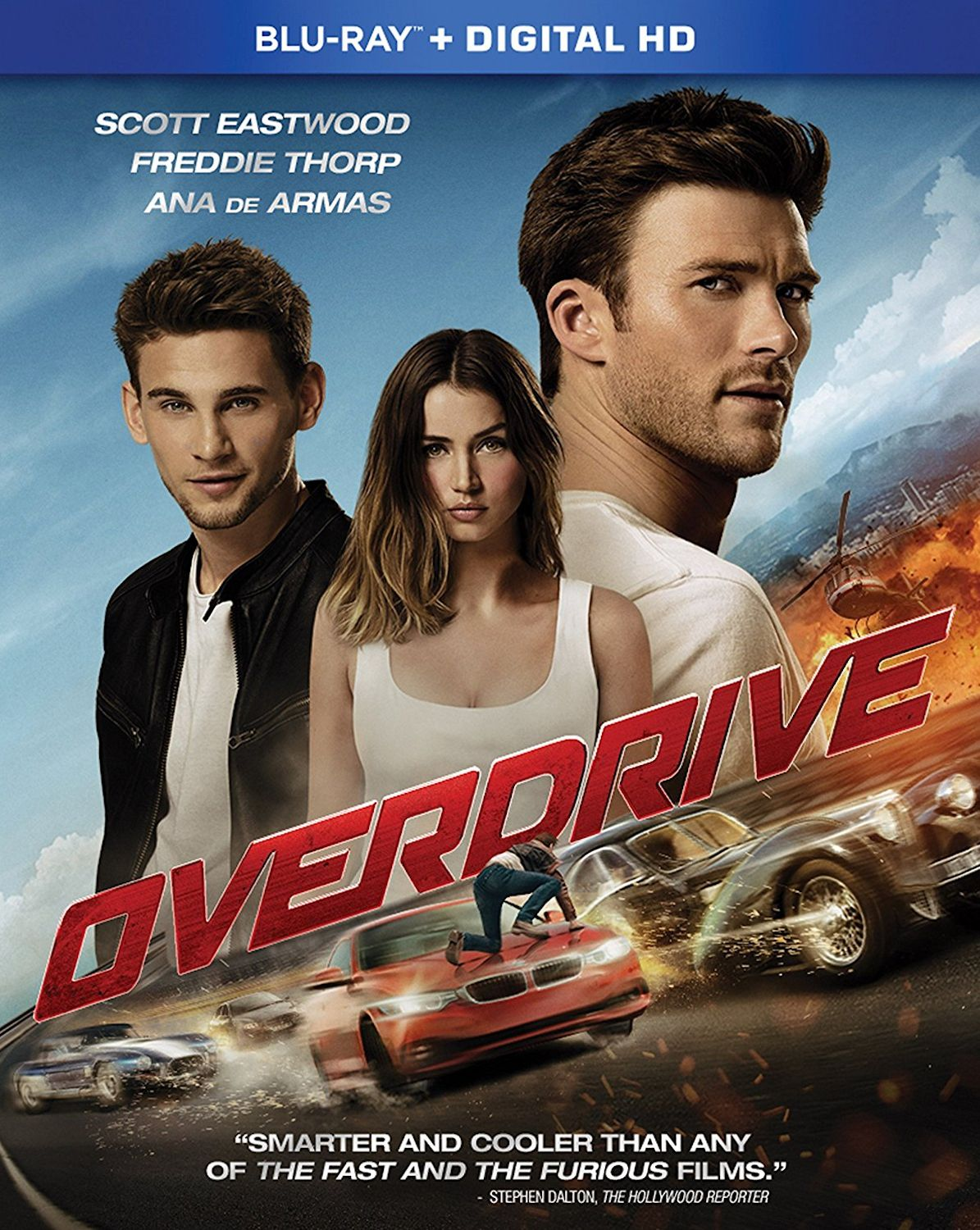 Overdrive Blu Ray Paramount With Images Download Movies