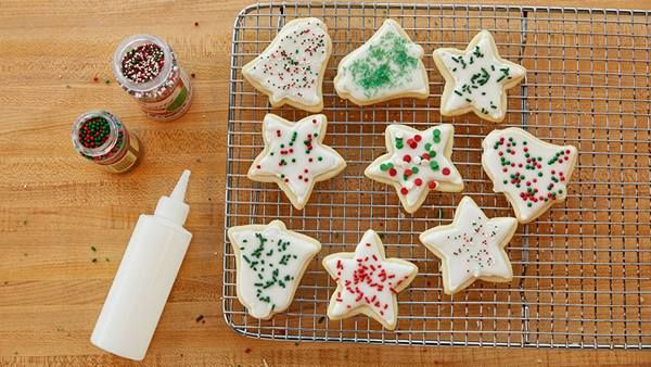 The Easiest Way To Decorate Cookies With Royal Icing Recipes