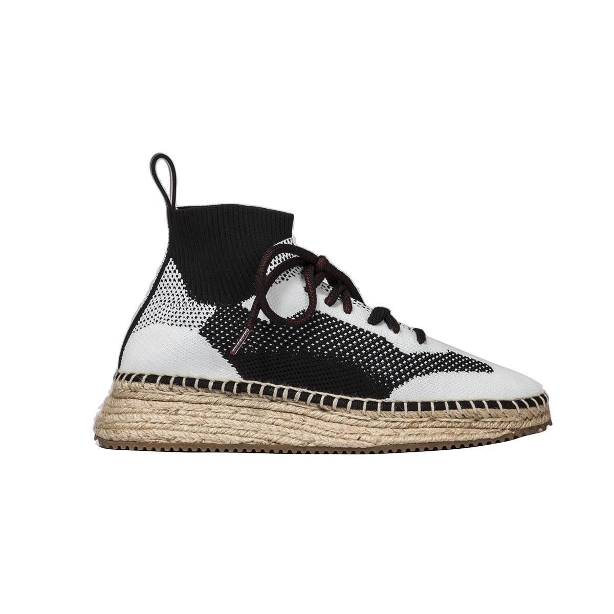 ee2cdcd5b5e7  Valentines  AdoreWe  Italist -  Alexander Wang Dakota Knit Shoes -  AdoreWe.com