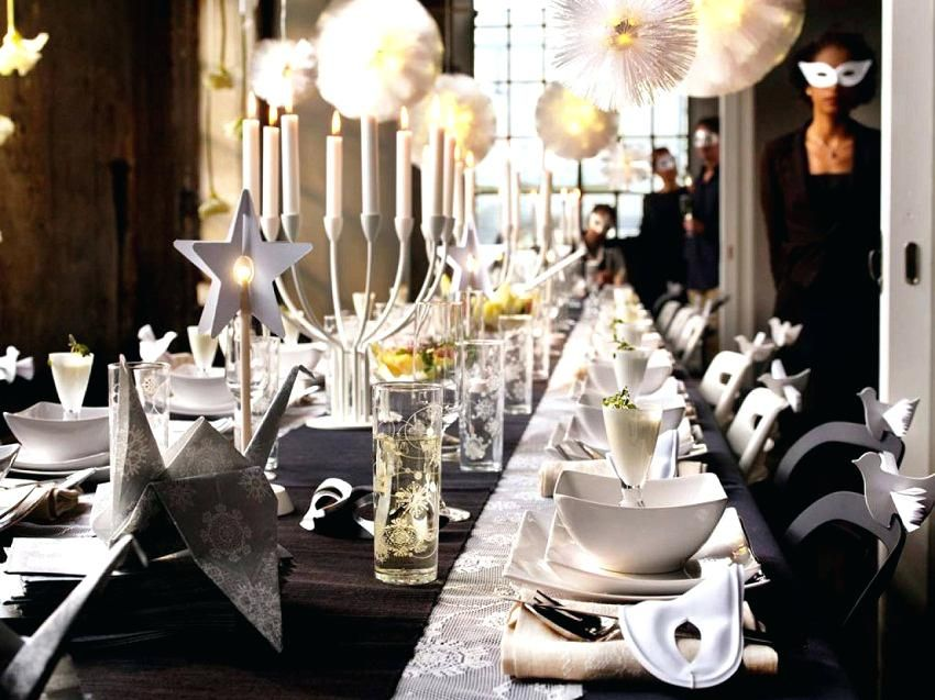 Engagement Party Decorations Elegant Winter Holiday Decorations Party Table Centerpieces Party Table Decorations